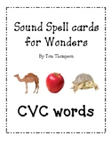 CVC word packet for Wonders