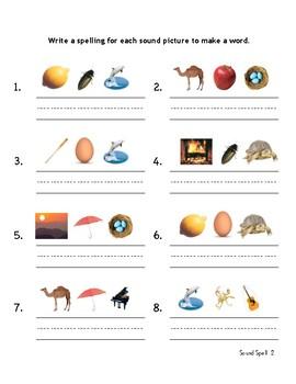 CVC word packet for Wonders