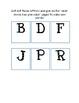 Pre-K Kindergarten CVC word writing practice