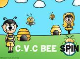CVC word spin