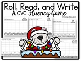 Christmas Activities for CVC Words
