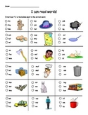 CVC words practice