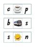 CVC words - short u