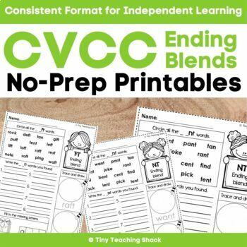CVCC Ending Blends