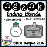 CVCC Ending Blend Activities for NG and NK