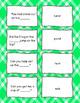 CVCC (Ending Blends) Fill In-the-Blank Memory Game & Bonus Story
