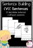 CVCC Sentence Building