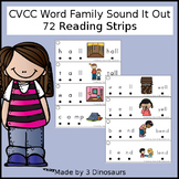 CVCC Word Family Sound It Out