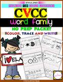 CVCC Word Family Word Works