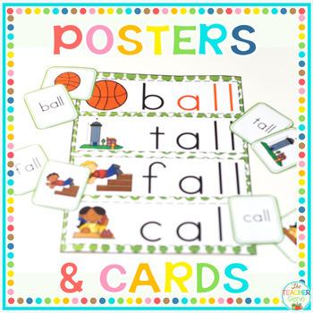 CVCC Word Work and Activities Bundle