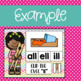CVCC Words Clip Activities using Google Slides and Classroom