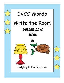 CVCC Write the Room Dollar Deal