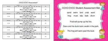 CVCC/CCVC Response to Intervention Kit