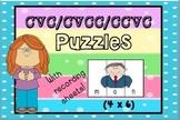 CVC/CCVC/CVCC Puzzles