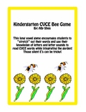 CVCE Bee Game Cards