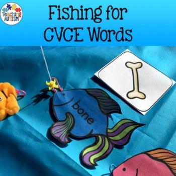 CVCE: Fishing for CVCE Words