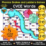 CVCE Games (Long Vowel Words)