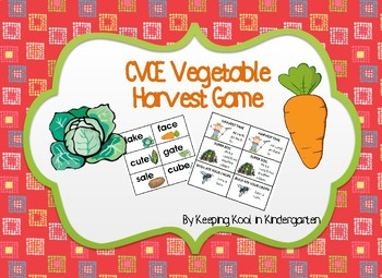 CVCE Harvest Time Game