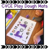 CVCE Play Dough Mats