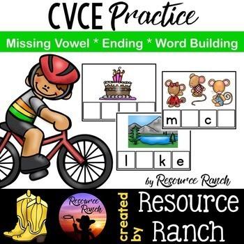 CVCE Practice Activities