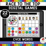 CVCE Race to the Top Digital Games ( Google Slides™ ) (Dis