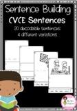 CVCE Sentence Building