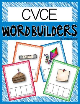 CVCE Word Builders