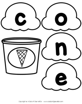 CVCE Word Building Activity Mega {Growing} Bundle