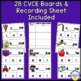 CVCE Word Center: Dry Erase Board Activity