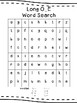 CVCE Word Work {{Word Searches}}