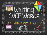 CVCE Words MOVE IT!