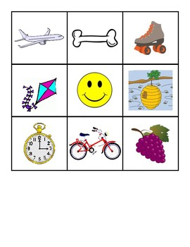 CVCE and CCVCE Word Recognition