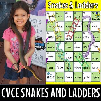 CVCE snakes and ladders(50% off for 48 hours)