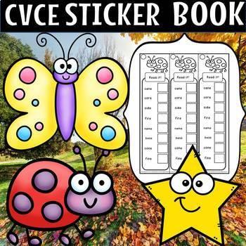 CVCE sticker book