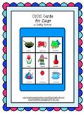 CVCVC Cards for Zingo