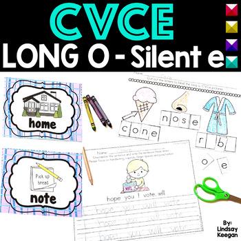 CVCe - Long O Activities