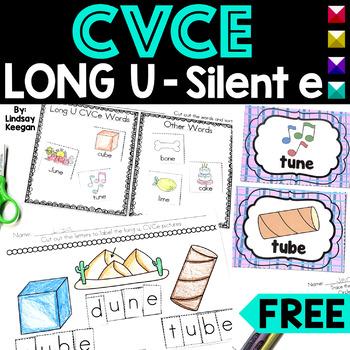 CVCe Long U FREEBIE!
