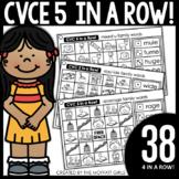 CVCe 5 in a Row!
