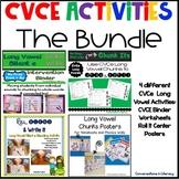 CVCe Activities (Long Vowels) The Bundle