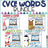 CVCe Activities: Magic e Bundle