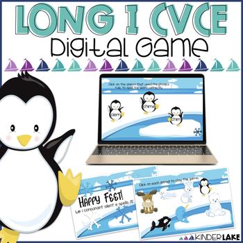 CVCe Activity: Long i Interactive Game