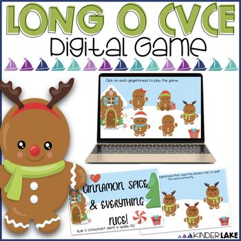 CVCe Activity: Long o Interactive Game