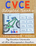 CVCe Adapted Books