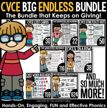 CVCe BIG Endless Bundle!