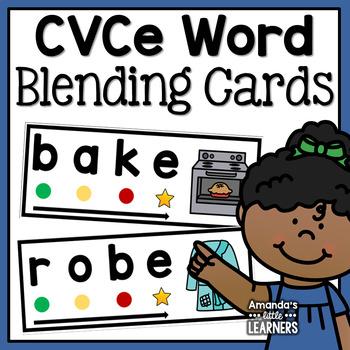 CVCe Blending Cards