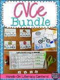 CVCe Word Work Bundle