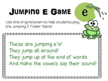 CVCe & CVC Center Games for K & 1st Grade
