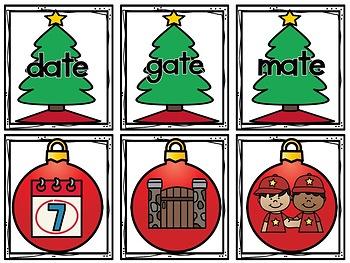 CVCe Christmas Tree and Ornament Match!