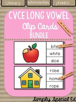 CVCe Clip Card Bundle