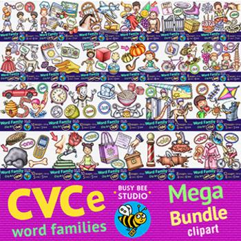 CVCe Clipart MegaBundle
